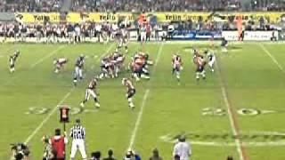 World Bowl XIV 2006 - NFL Europe League - Frankfurt Galaxy vs. Amsterdam Admirals