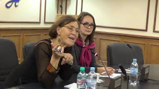 Seminar on Academic Writing with Natalie Reid // Семинар по академическому письму с Натали Рид