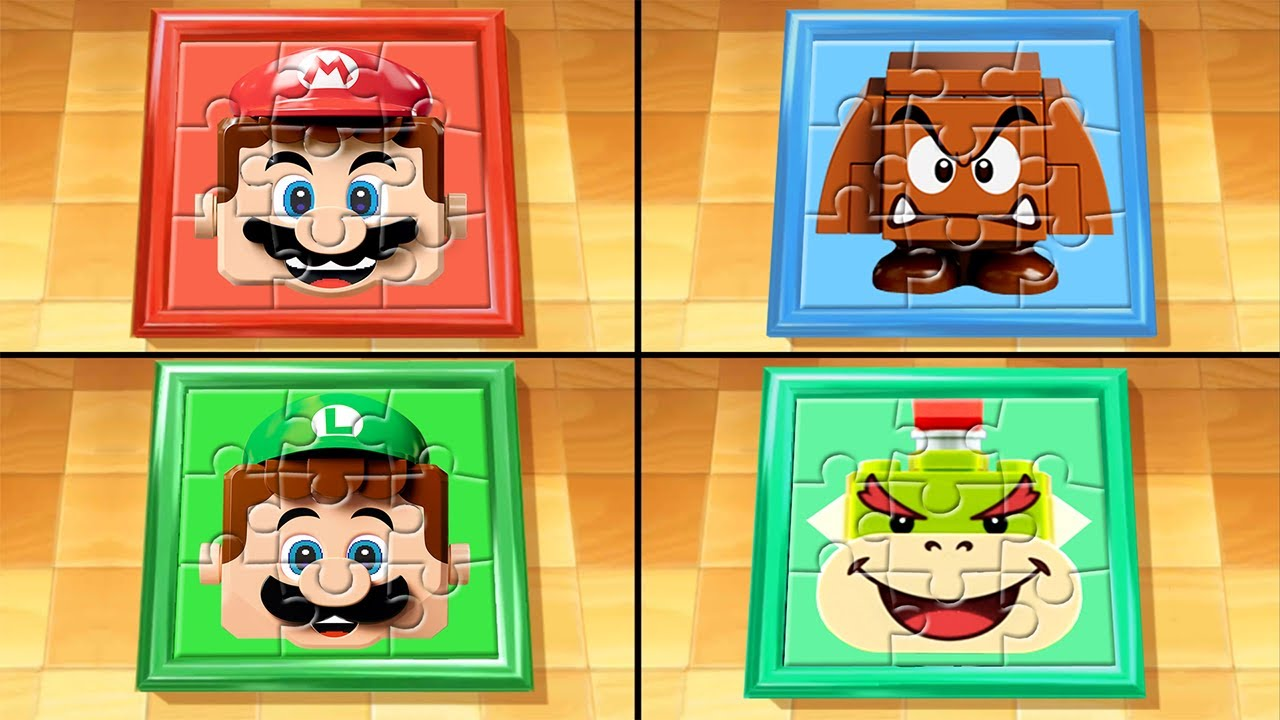Mario Party The Top 100 MiniGames - Daisy Vs Mario Vs Peach Vs Luigi (Master Cpu)