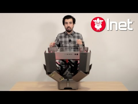 Inet Unboxing: InWin H-Tower