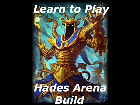 Hades Build Smite Arena Guardian Tips