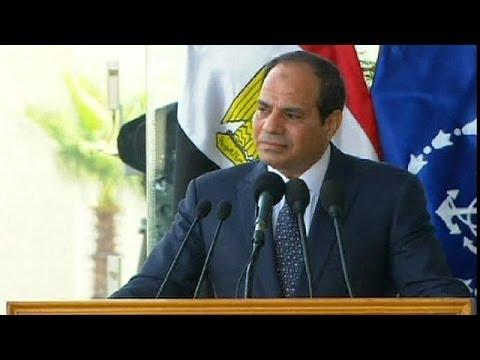 Abdel Fattah al-Sisi refuses calls for clemency over jailed Al Jazeera journalists