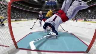 NHL 13: Crazy Goalies