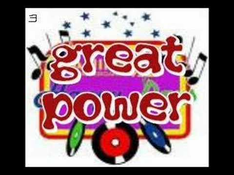 great power - lage keda bou nos brasa