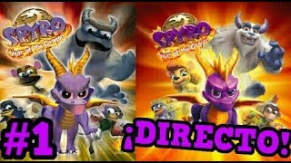 Spyro: Reignited Trilogy | Spyro Year of the dragon | DIRECTO
