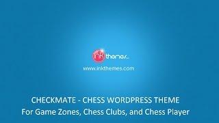 CheckMate: Chess WordPress Theme