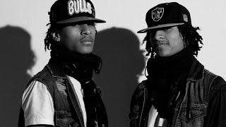 Hip Hop Dance Les Twins vs Zamounda Два брата Две Звезды