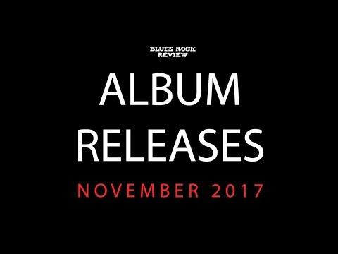 Album Releases: November 2017