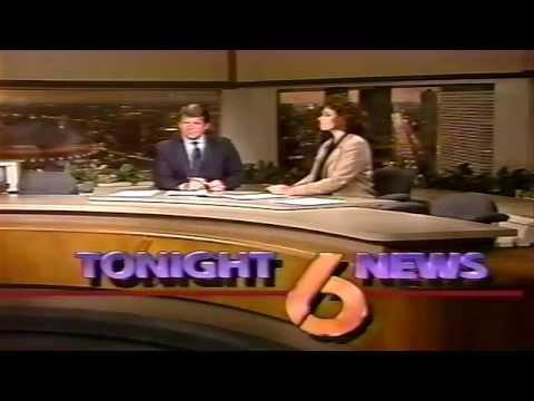WDSU-TV 6 New Orleans, 1988 Opening Tonight News