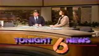 WDSU-TV 6 New Orleans, 1988 Opening Tonight News