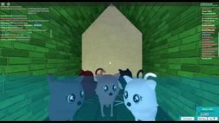 ROBLOX Episode 1! JackPlaysRoblox807 Perspective!
