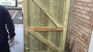 Wulstan Fencing of Stoke-on-Trent
