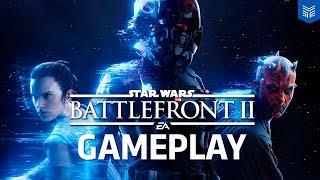 Star Wars Battlefront II - Gameplay | EnemyPlay