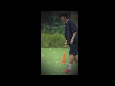 축구왕이 되고 싶은 임영웅 #Shorts