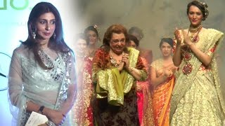 Fashion Show Of Pallavi Jaikishan As She Completes 45 Years In Fashion Industry | Shweta Nanda