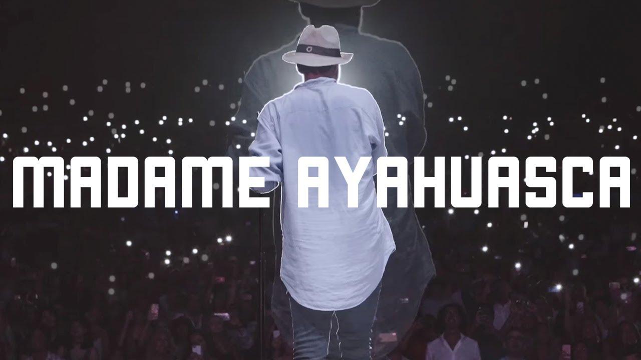 Taburete Madame Ayahuasca Video Oficial Youtube