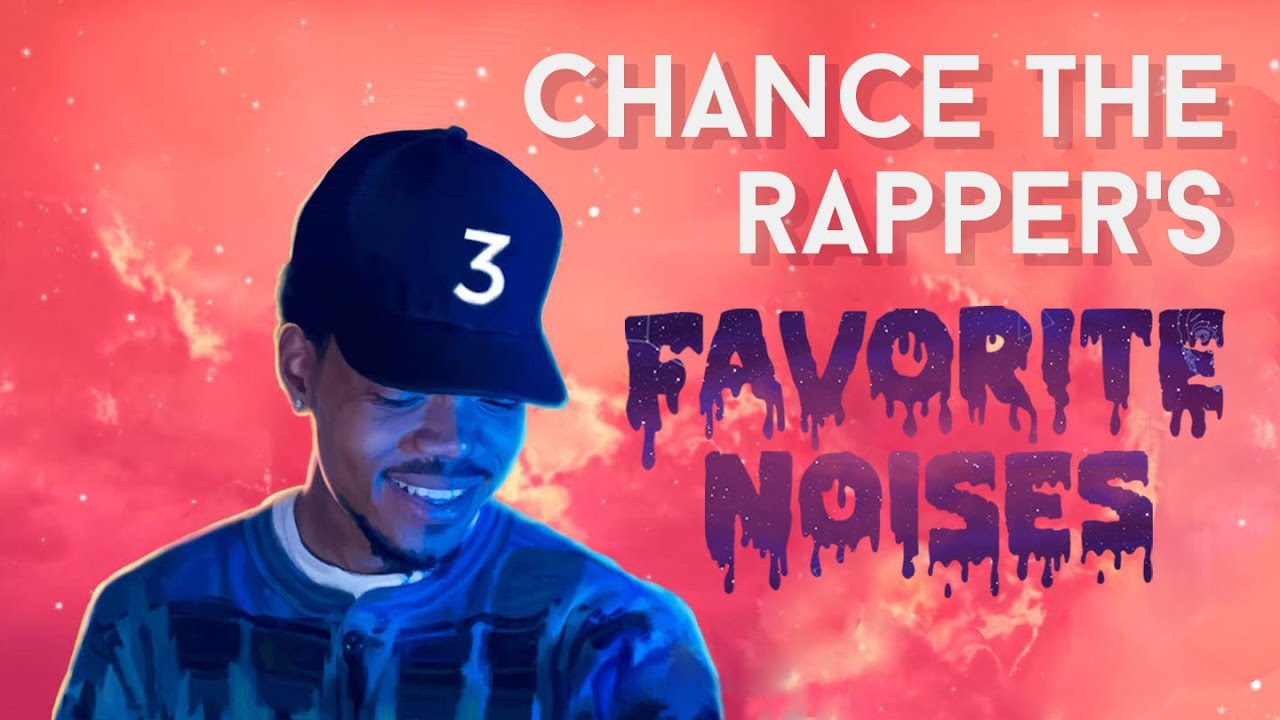 Here Is Every Strange Chance the Rapper Yelp in One Video
