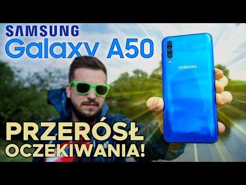 Galaxy A50 -
