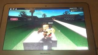 LUCKY BLOCKS BATTLEGROUND WITH SAL AND ALEX || ROBLOX