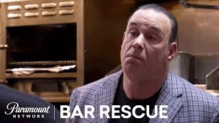 Taffer Shuts Down A Disgusting Kitchen - Bar Rescue, Season 4