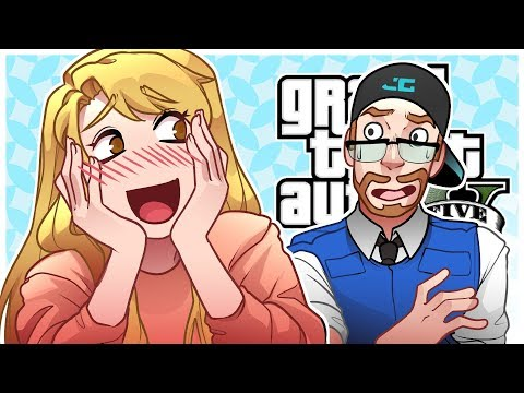 GTA 5 Roleplay - She Wants To Be My Girlfriend! (GTA 5 Online Multiplayer)