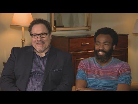 The Lion King: Donald Glover And Jon Favreau (Full Interview)