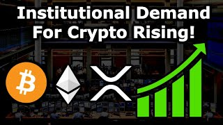 Institutional Crypto Demand Up Says Stock Exchange Exec - SEC Crypto - Synthetix Trading Ethereum