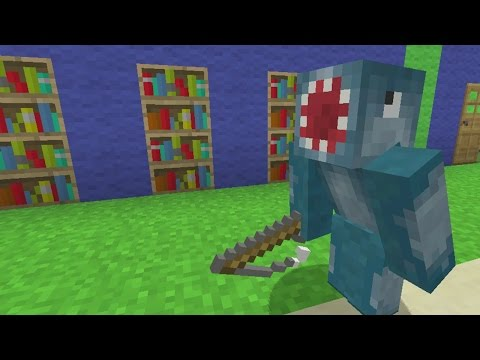 Minecraft Xbox: Hook a Book [238]