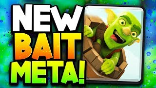 NEW BAIT BETTER THAN EVER? R.I.P. INFERNO TOWER! NEW META DECK!