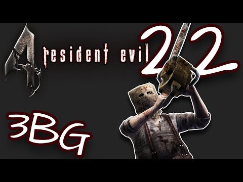 Resident Evil 4: Dr. Salvador's Rival - Ep. 22