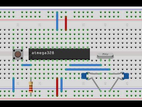 Rsolu Programmer Atmega328 avec
