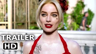 THE SUICIDE SQUAD Sneak Peek Trailer (2021) Harley Quinn Action Movie HD