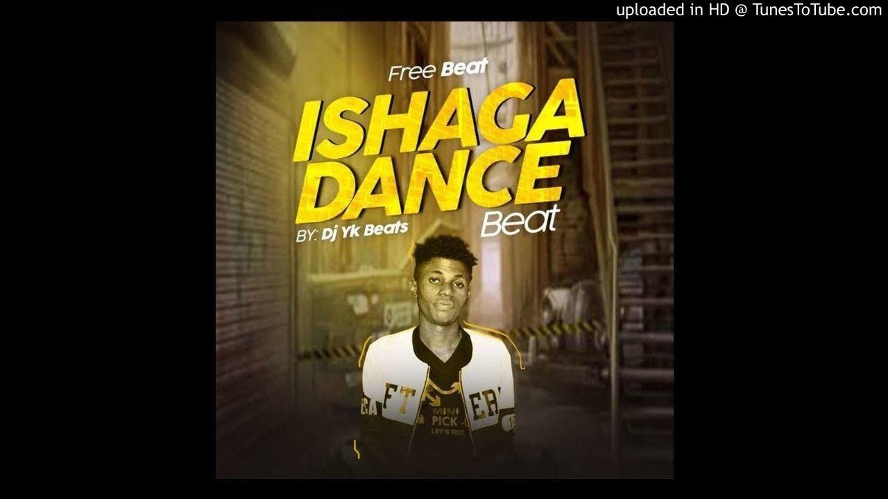 DJ YK Instrumental Beat // Ishaga Dance Free Beat 2019