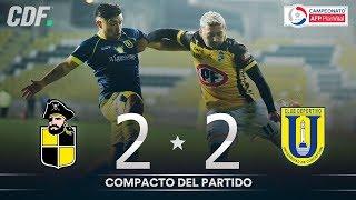 Coquimbo Unido 2 - 2 U. de Concepción | Campeonato AFP PlanVital 2019 Segunda Fase | Fecha 1 | CDF