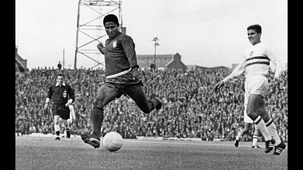 Eusébio England 1966 9 goals