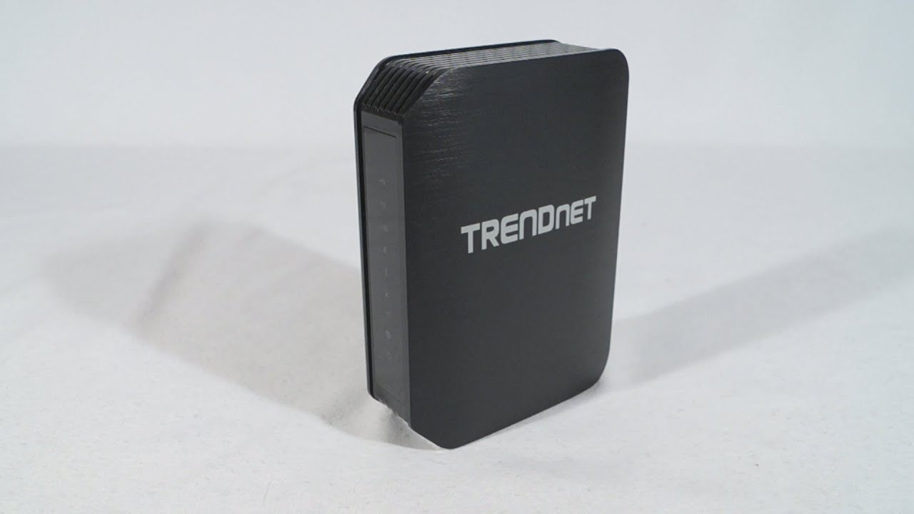 TRENDnet TEW-811DRU Wireless Router Driver for Mac