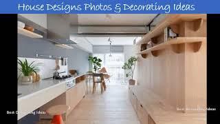 Japanese Interior Design Kitchen | Modern Style Kitchen Decor Design Ideas & Picture