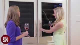 Wine TV Ultimate Wine Fridge