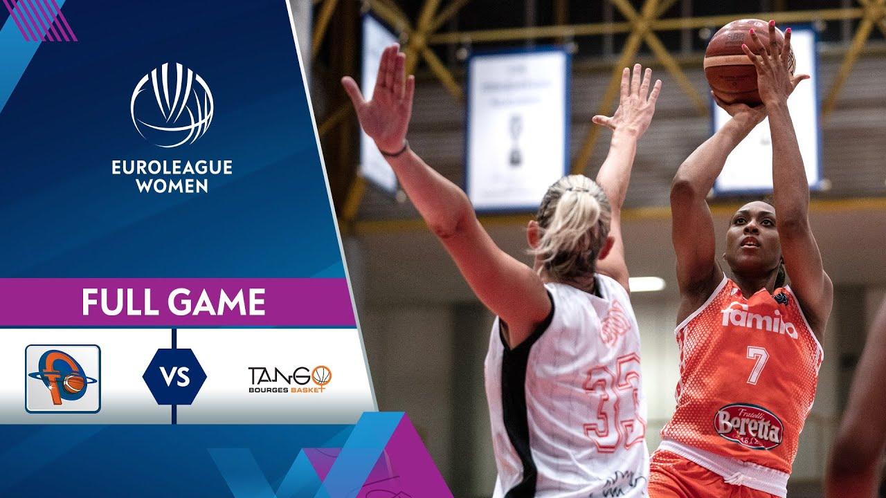 Beretta Famila Schio v Tango Bourges | Full Game - EuroLeague Women 2021