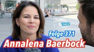 Annalena Baerbock, Parteivorsitzende der Grünen - Jung & Naiv: Folge 371