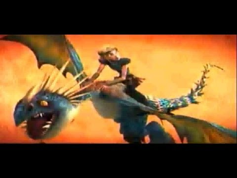 Cartoon Network LA. Dragones de berk [Promo] (Astrid y tormenta