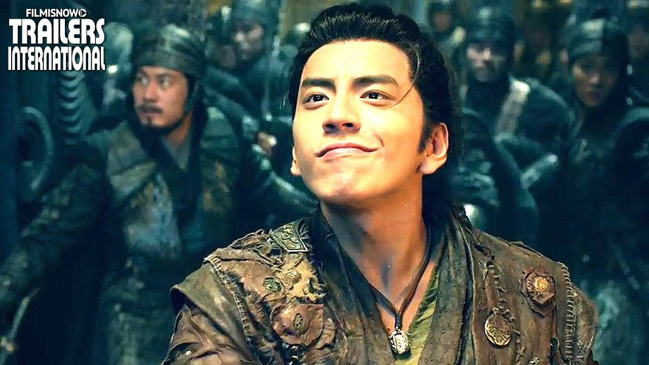 Download Legend of The Naga Pearls | New trailer for Darren Wang action fantasy