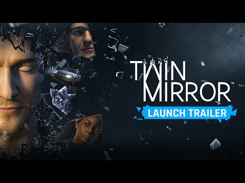 [Español] Twin Mirror - Launch Trailer