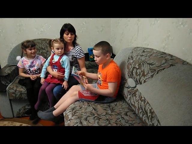 Изображение предпросмотра прочтения – ЮлияМальгина читает произведение «Телефон» К.И.Чуковского