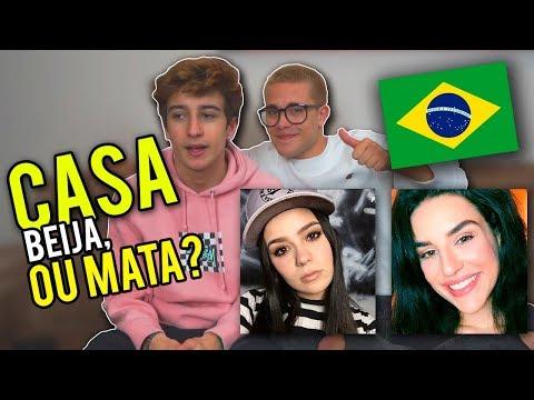 CASA, BEIJA OU MATA (POLÊMICO) c/ LUIS MARIZ