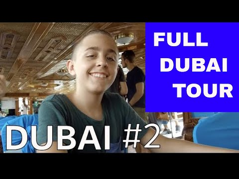 Dubai Travel  ✅ What To See In 2 Days // Big Bus Tour (seriously Though, This Is Jam Packed)