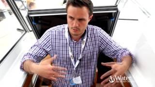 Как управлять моторной яхтой? Обзор яхты Iremel Respect 1300 AK