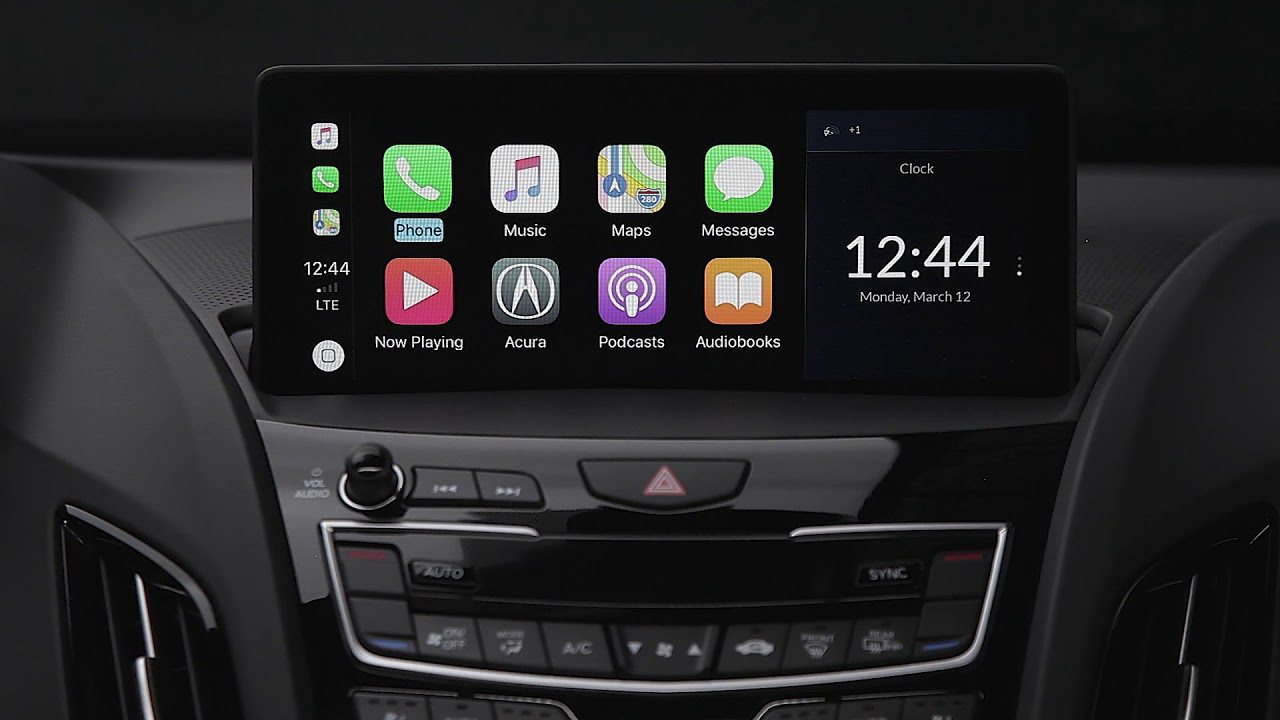Connecting To Apple Carplay Youtube
