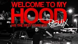 DJ kHALED WELCOME TO MY HOOD REMIX FT Ludacris, T Pain, Busta Rhymes, Mavado, Twista, and More