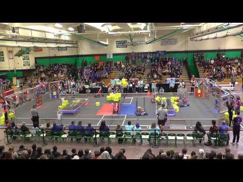 2018 Waterbury NE FRC District Event - Quarterfinal 3, Match 3